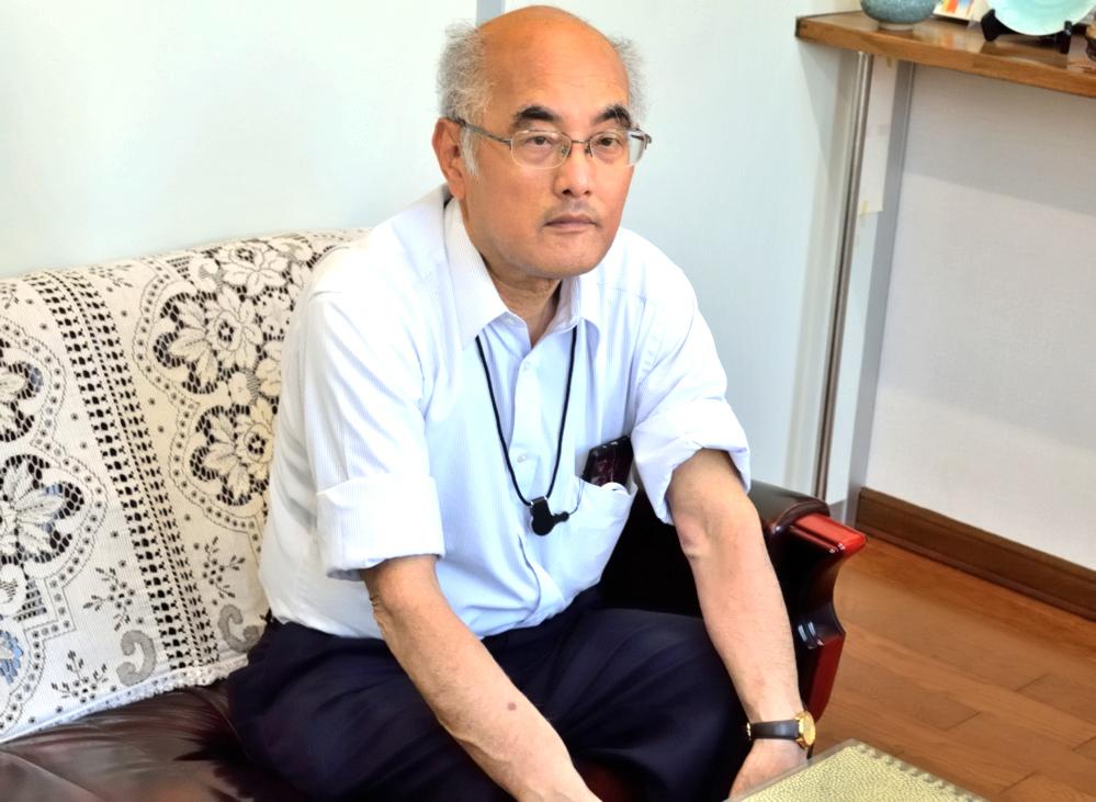 芳木会計事務所の所長を務める芳木吉之の写真です。